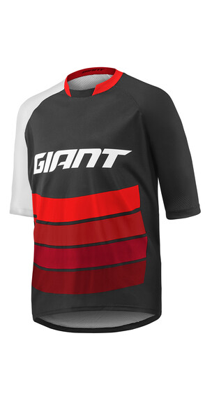 Giant Transfer SS Jersey Men black/red